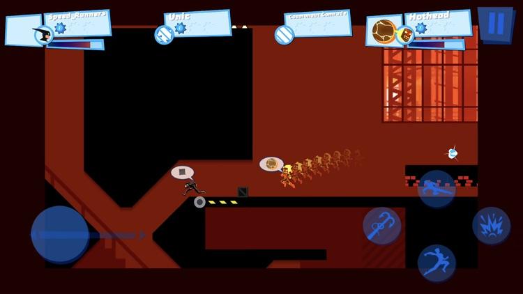 SpeedRunners: Online PVP screenshot-3