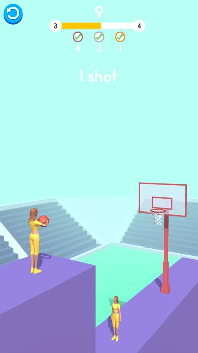 Ball Pass 3D screenshot 2
