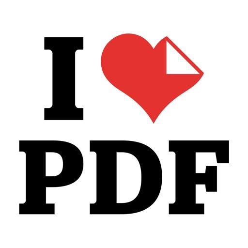 iLovePDF - PDF Editor & Reader iOS App
