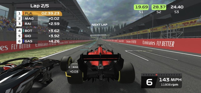 F1 Mobile Racing on the App Store