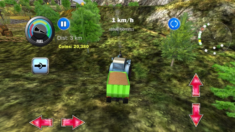 Tractor Farm Driver 3D Farming screenshot-4