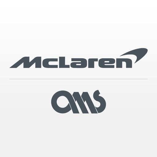 AMS Sales for McLaren
