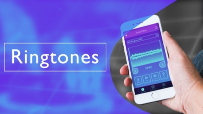 Ringtones for iPhone: Infinity screenshot one