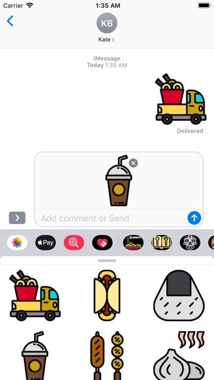 StreetFoodCeke screenshot-3