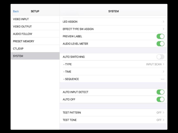 V-02HD Remote screenshot-7
