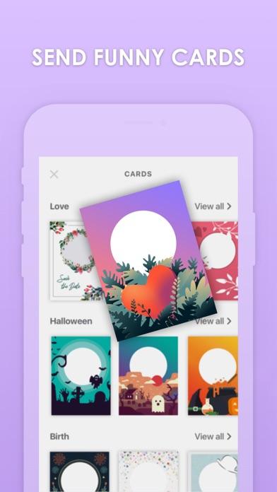 Photo Collage Maker ∙ Layout Screenshot