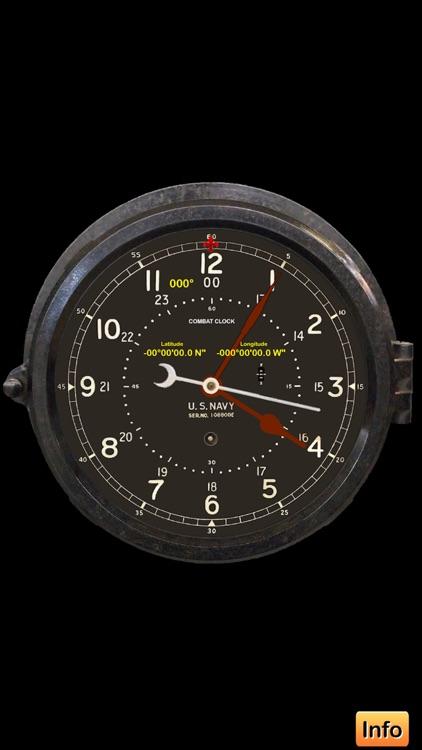 Combat Clock 1a