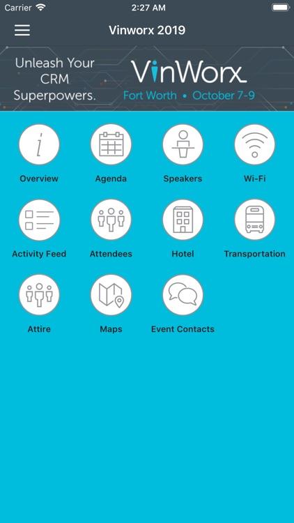Cox Automotive Events App