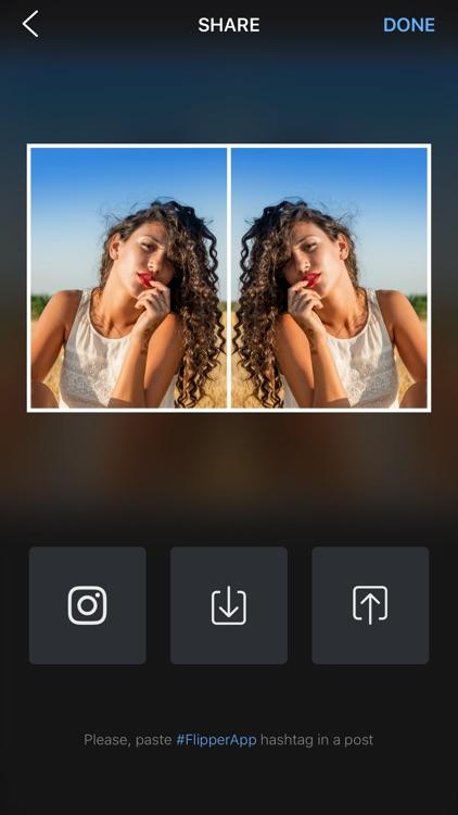 Flipper - Mirror Image Editor screenshot-4