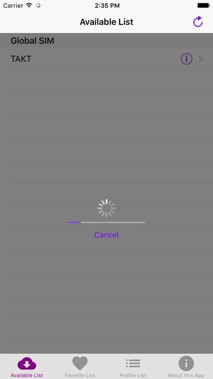 APN Assistant 2 screenshot-3