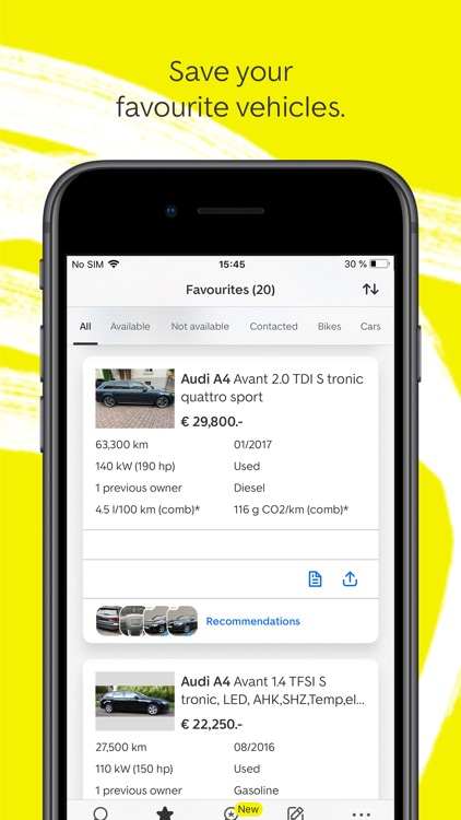 AutoScout24: Buy & Sell Cars screenshot-4