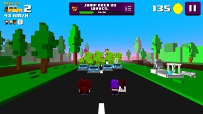 Chicken Jump - Crazy Trafficのおすすめ画像1