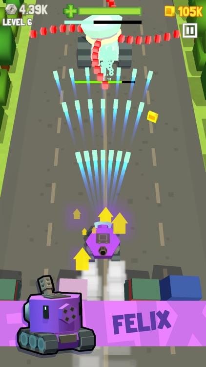 Tank Buddies screenshot-8
