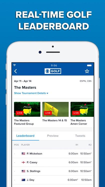 CBS Sports App Scores & News screenshot-5