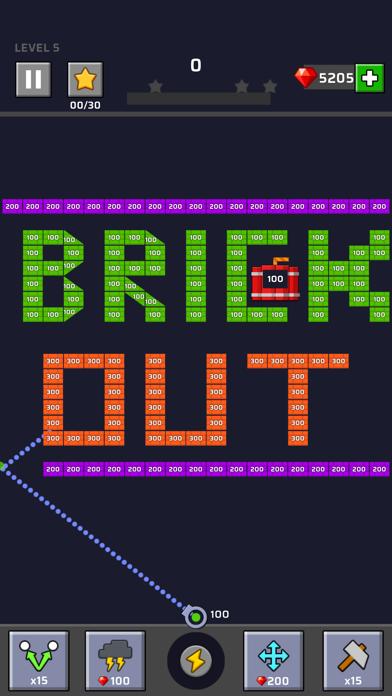 Brick Out - Shoot the... screenshot1