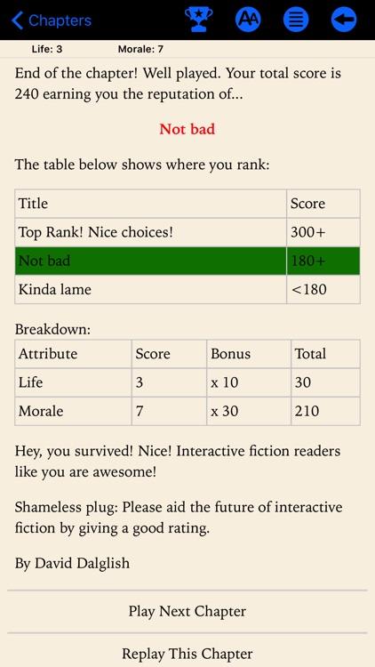 Paladins: Choices Game screenshot-4