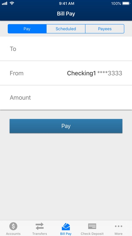 City FCU Mobile screenshot-4