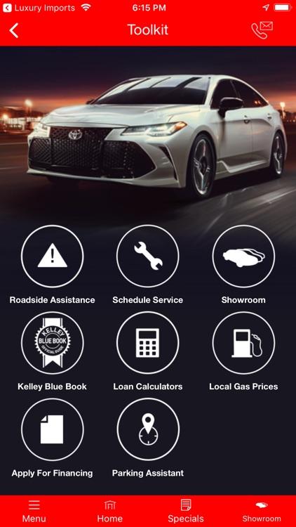 McDaniel Automotive MLink screenshot-3