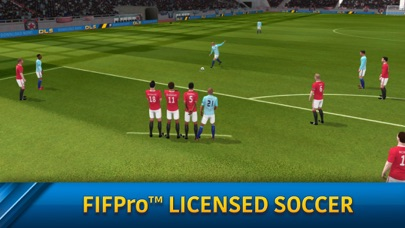 Screenshot for Dream League Soccer 2019 in Viet Nam App Store