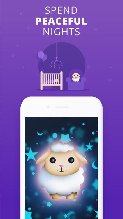 Baby Night Light - Sleep Aid screenshot-0