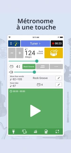 Accordeuramp; Store Dans L'app Dans L'app Métronome Métronome Accordeuramp; 3j5AL4qR