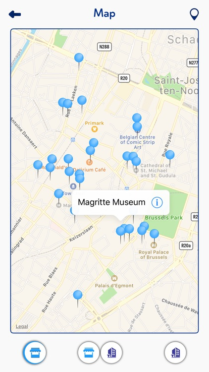 Brussels City Guide screenshot-3