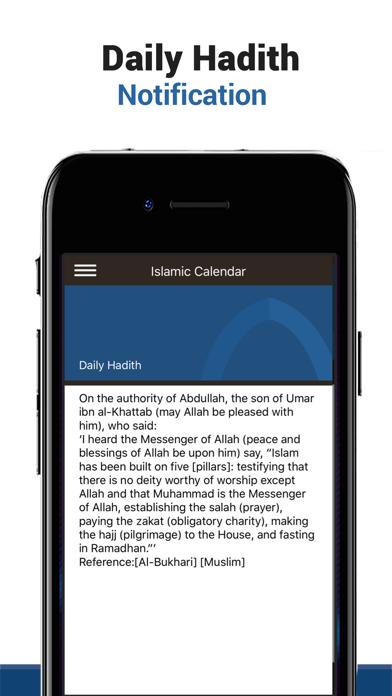 Islamic Calendar & Eventsのおすすめ画像5