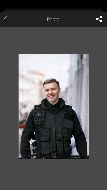 I Am Policeman - Photo Fun