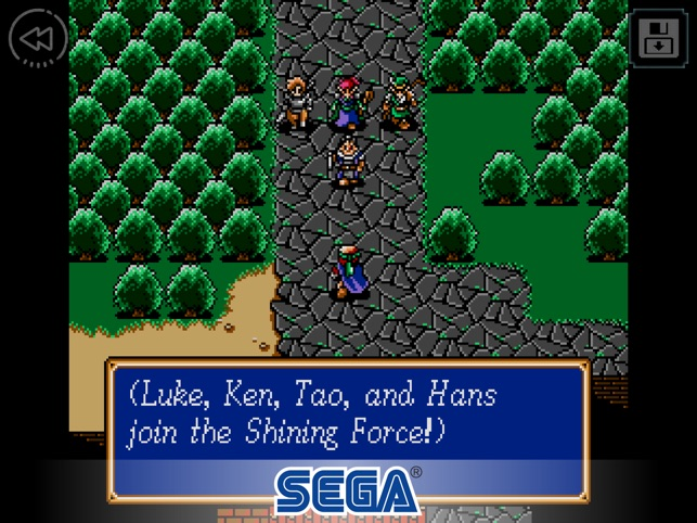 Shining Force Classics on the App Store