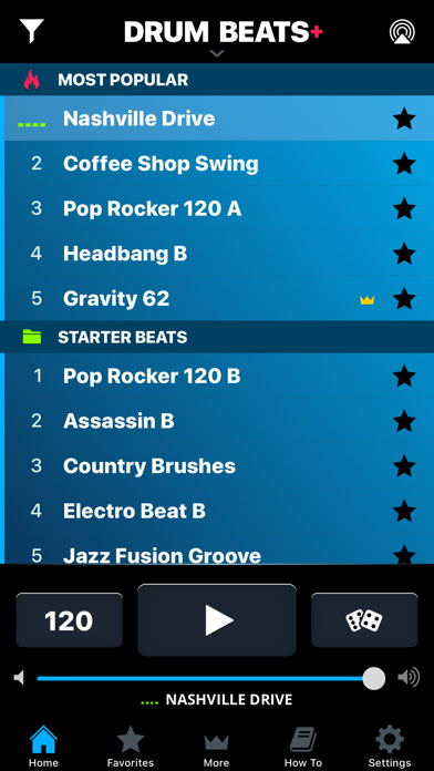 Drum Beats review screenshots