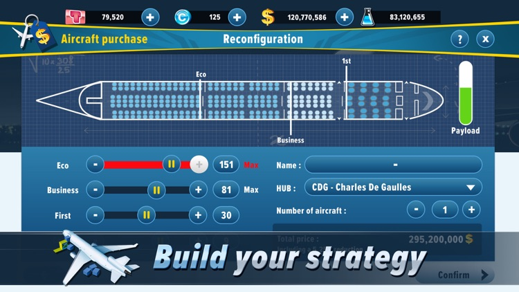 Airlines Manager : Tycoon 2019 screenshot-3