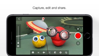Stop Motion Studio review screenshots