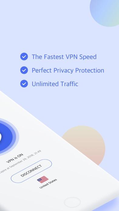 Veilduck VPNのおすすめ画像2