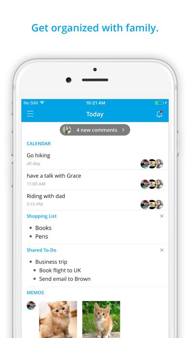 FamCal: Shared Family Calendar Screenshot