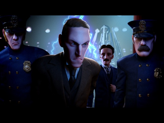 Screenshot #4 pour Tesla vs Lovecraft