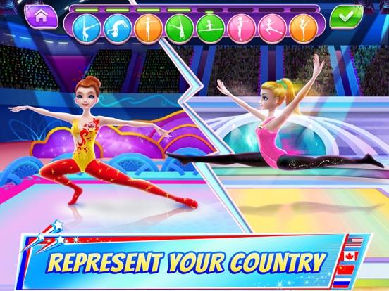 iPad Image of Gymnastics Superstar