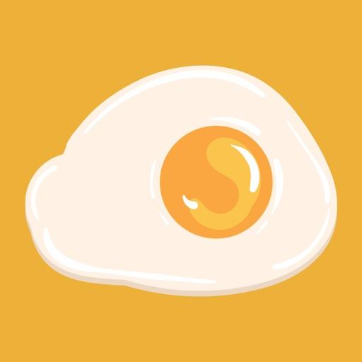 Breakfast Menu Stickers