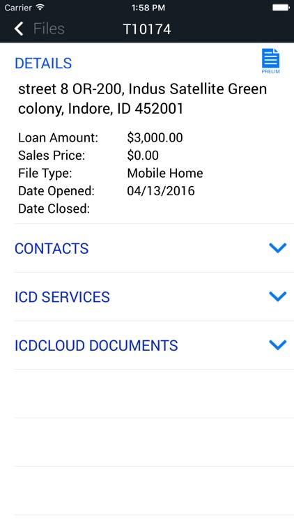icdConnext screenshot-3