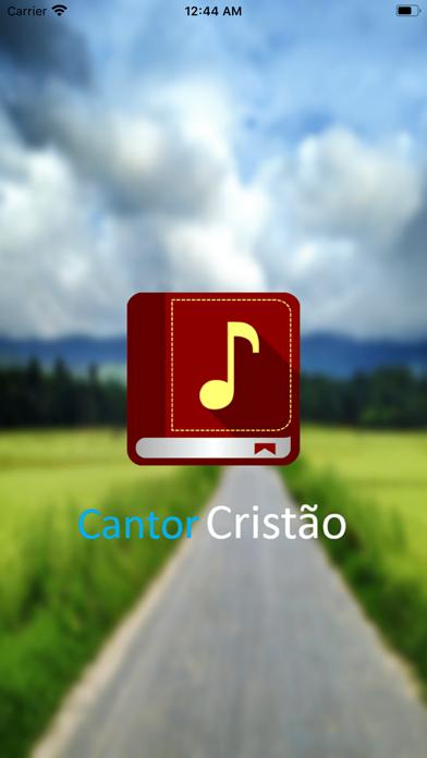 Cantor Cristão Batista screenshot one