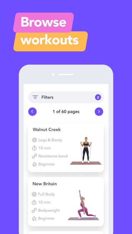 Fitingo®- Weight Loss Workouts screenshot-3