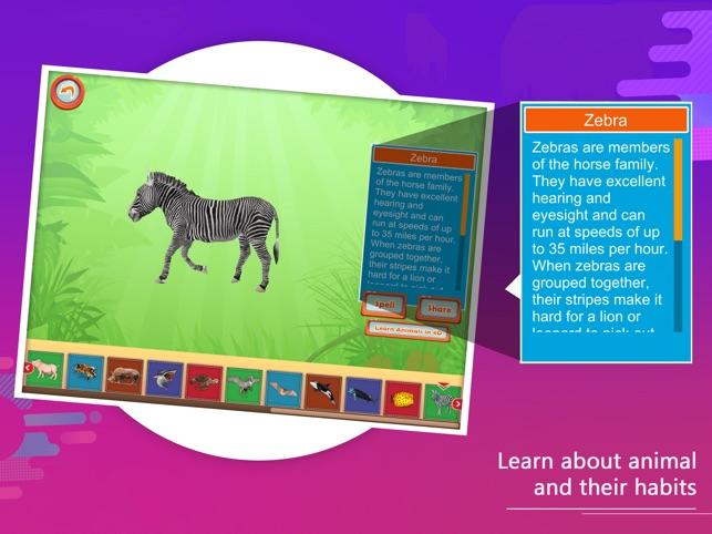 Aurodo: Pocket Zoo 4D -Animals