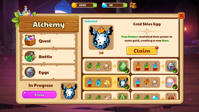 Castle Cats - Idle Hero RPG free Gems and Gold hack