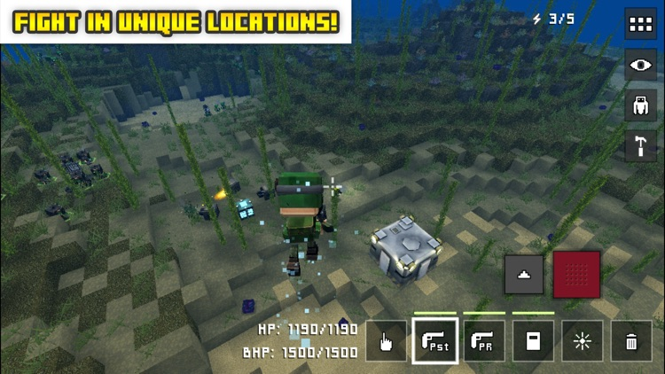 Block Fortress screenshot-4
