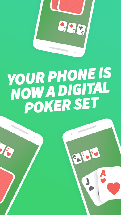 EasyPoker - Poker with Friends screenshot one