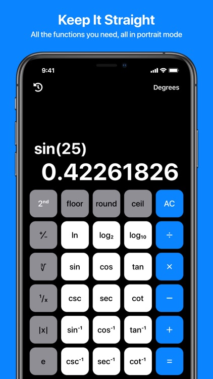 SmartCalc Calculator