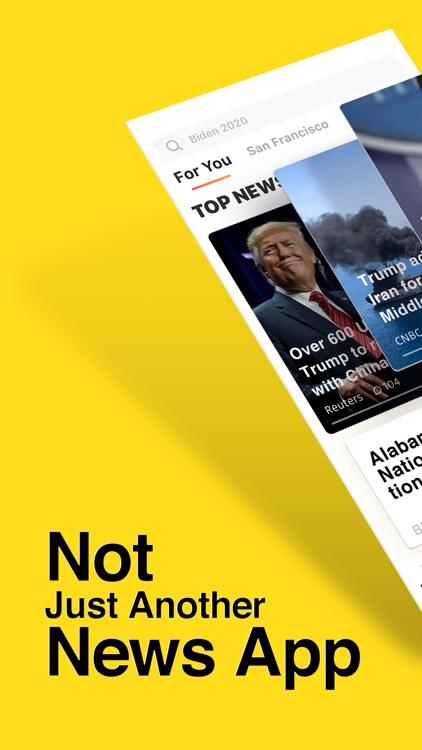 TopBuzz News: Breaking & Local screenshot-0