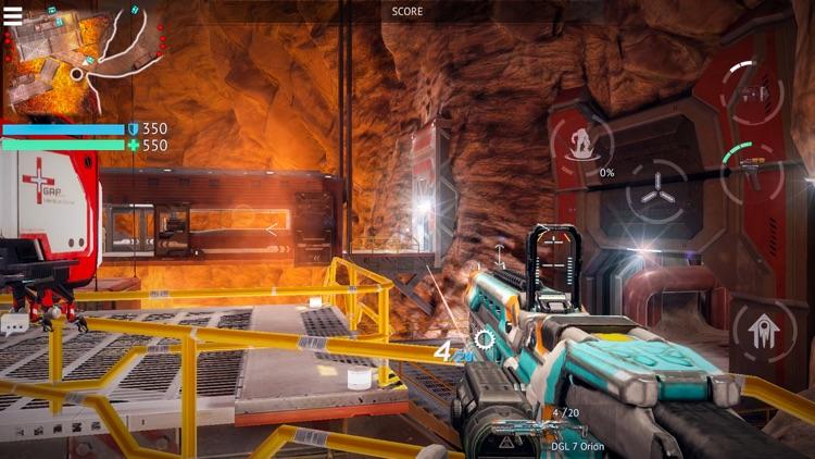 Infinity Ops: Sci-Fi FPS screenshot-5