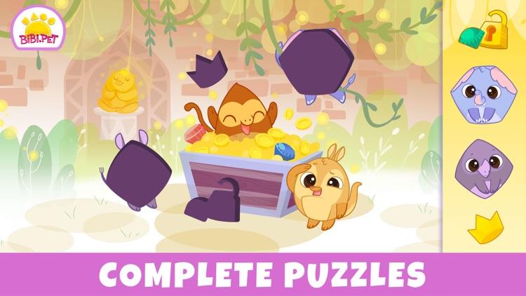 Bibi:Games for Toddlers 2 3 4 screenshot-3