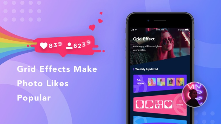 Best Likes from RainbowFilters