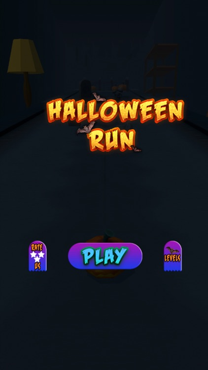 Halloween Run :3D Running Game